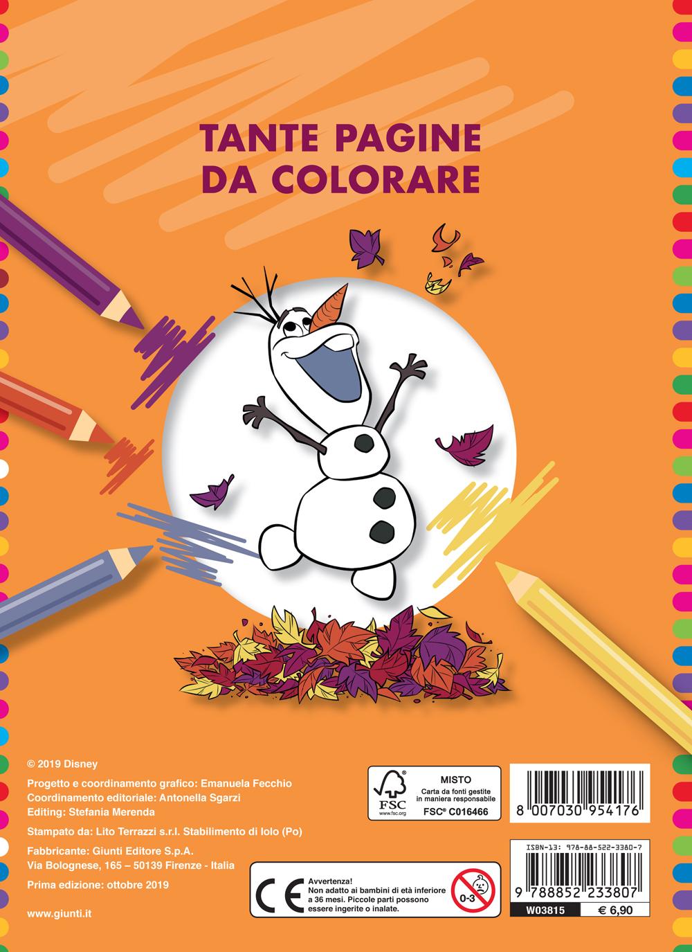 Frozen 2 - Maxi Supercolor