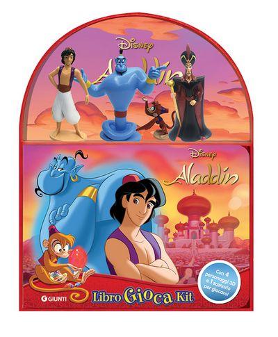 Aladdin - LibroGiocaKit