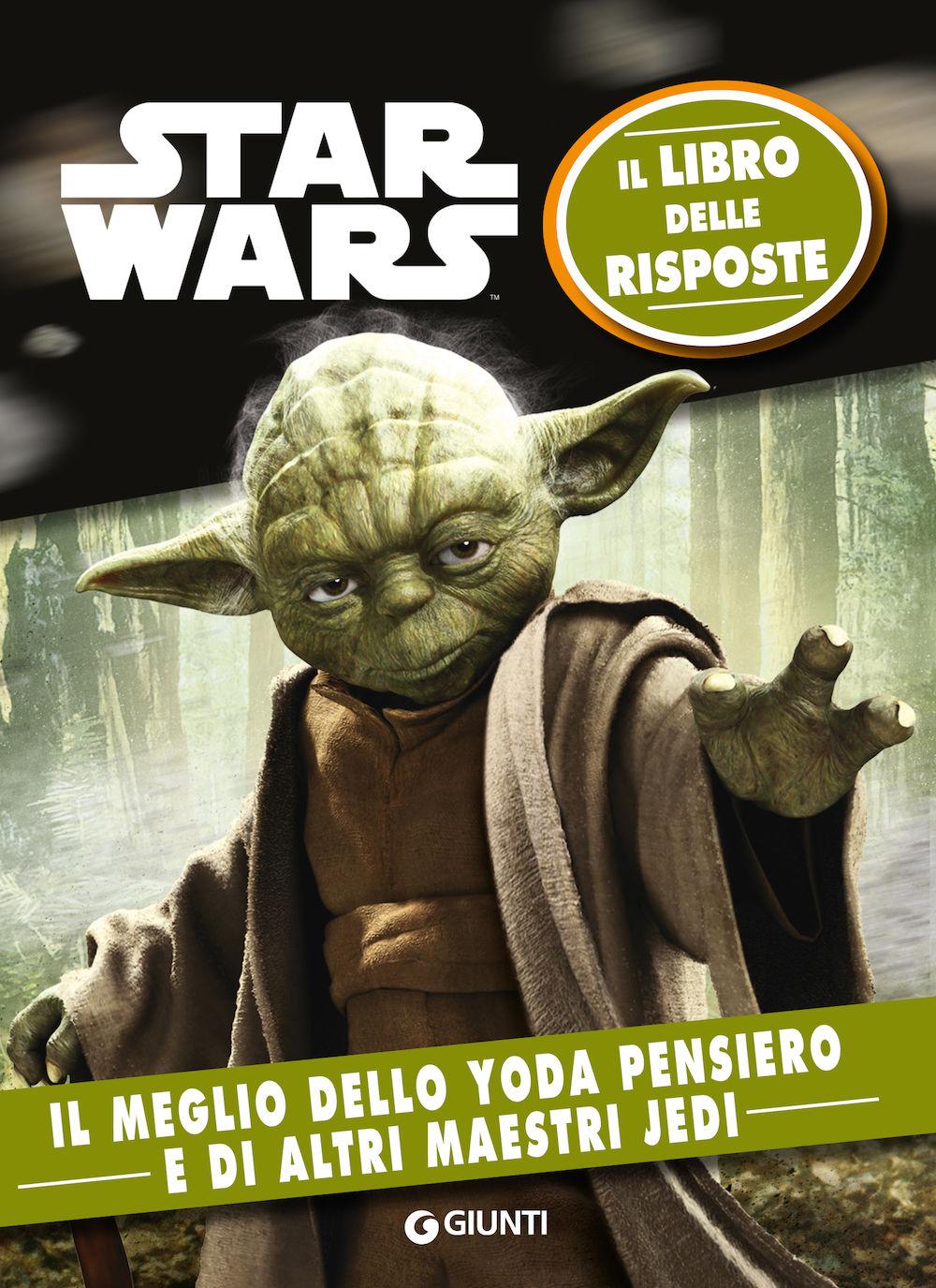 Il libro delle risposte Star Wars