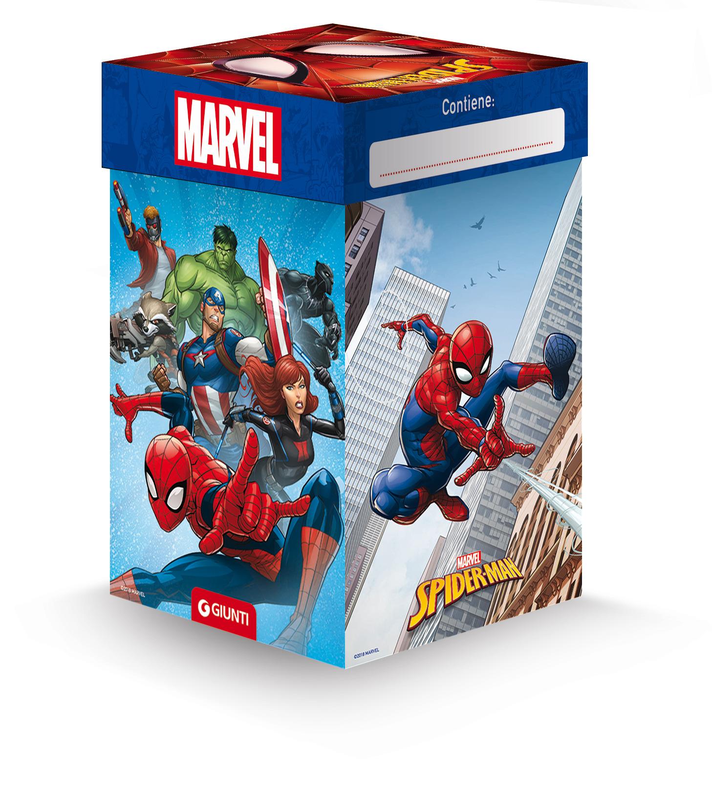 Spiderman Cubotti
