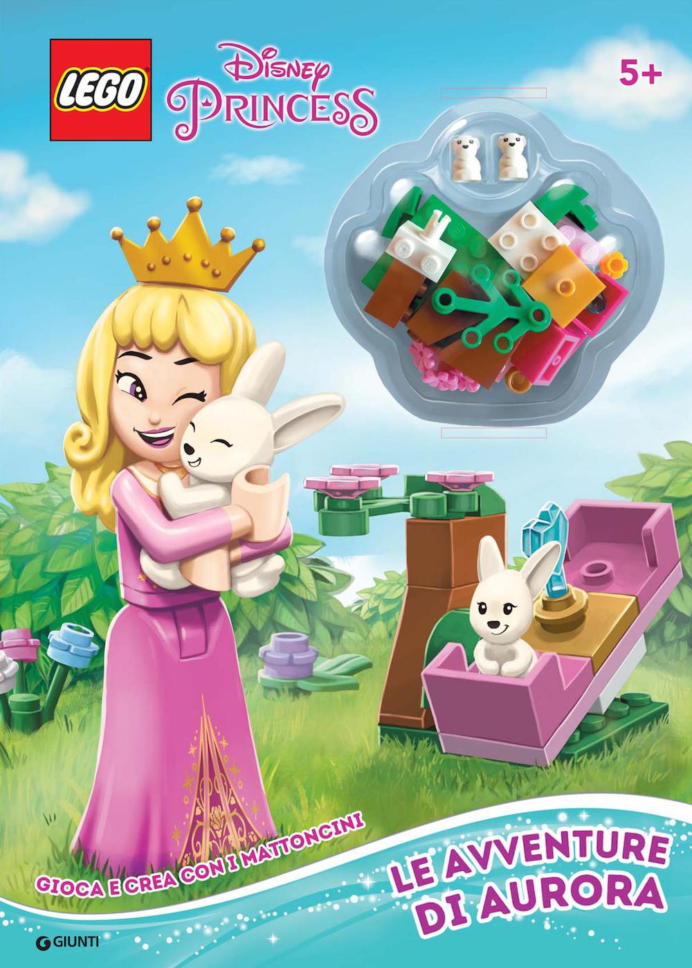 Super album - Principesse LEGO. Le avventure di Aurora