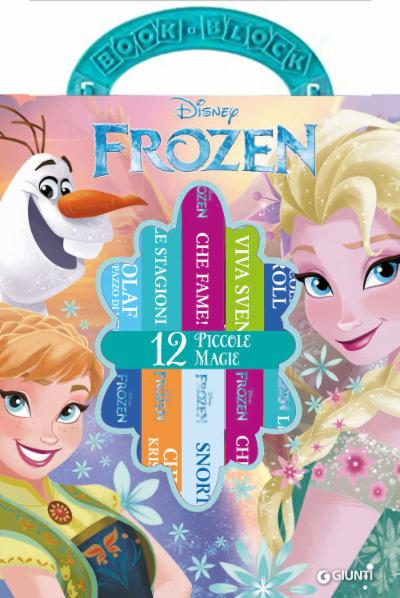 La mini libreria - Frozen