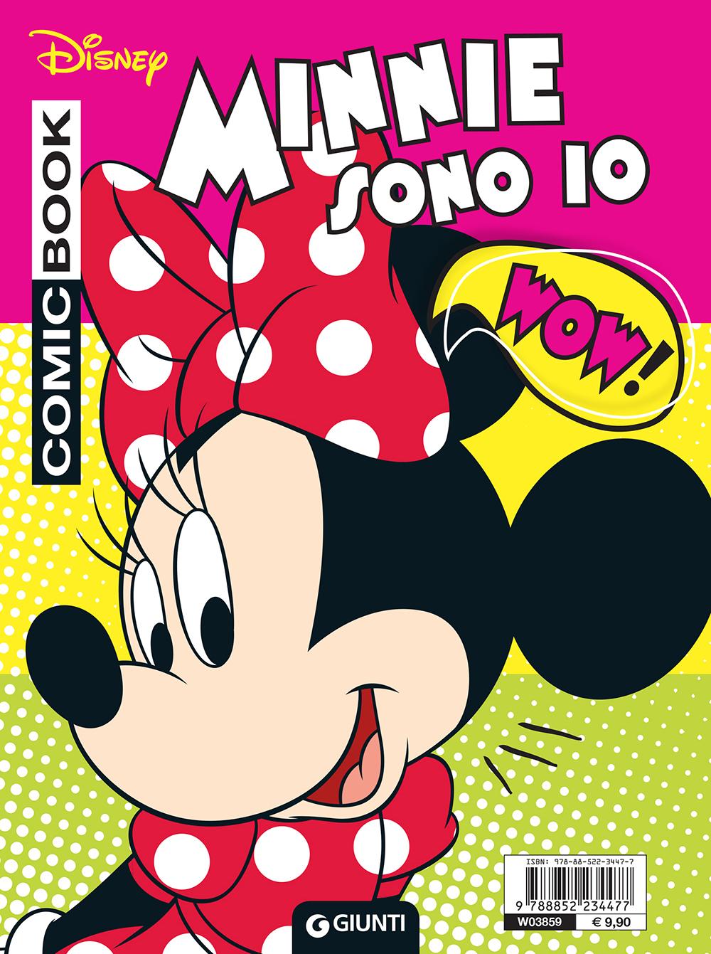 Comic Book - Minni sono io e Pippo sono io