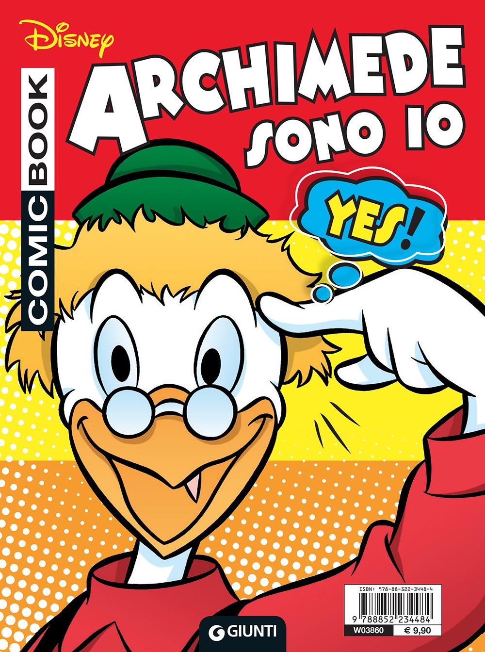 Comic Book - Paperino sono io e Archimede sono io