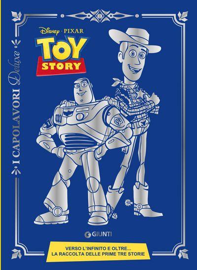 Capolavori Deluxe - Toy Story 1, 2, 3
