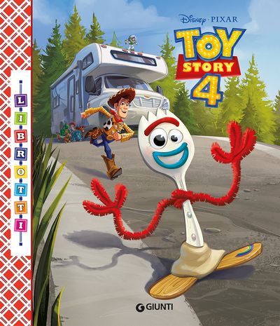 Toy Story 4 - Librotti