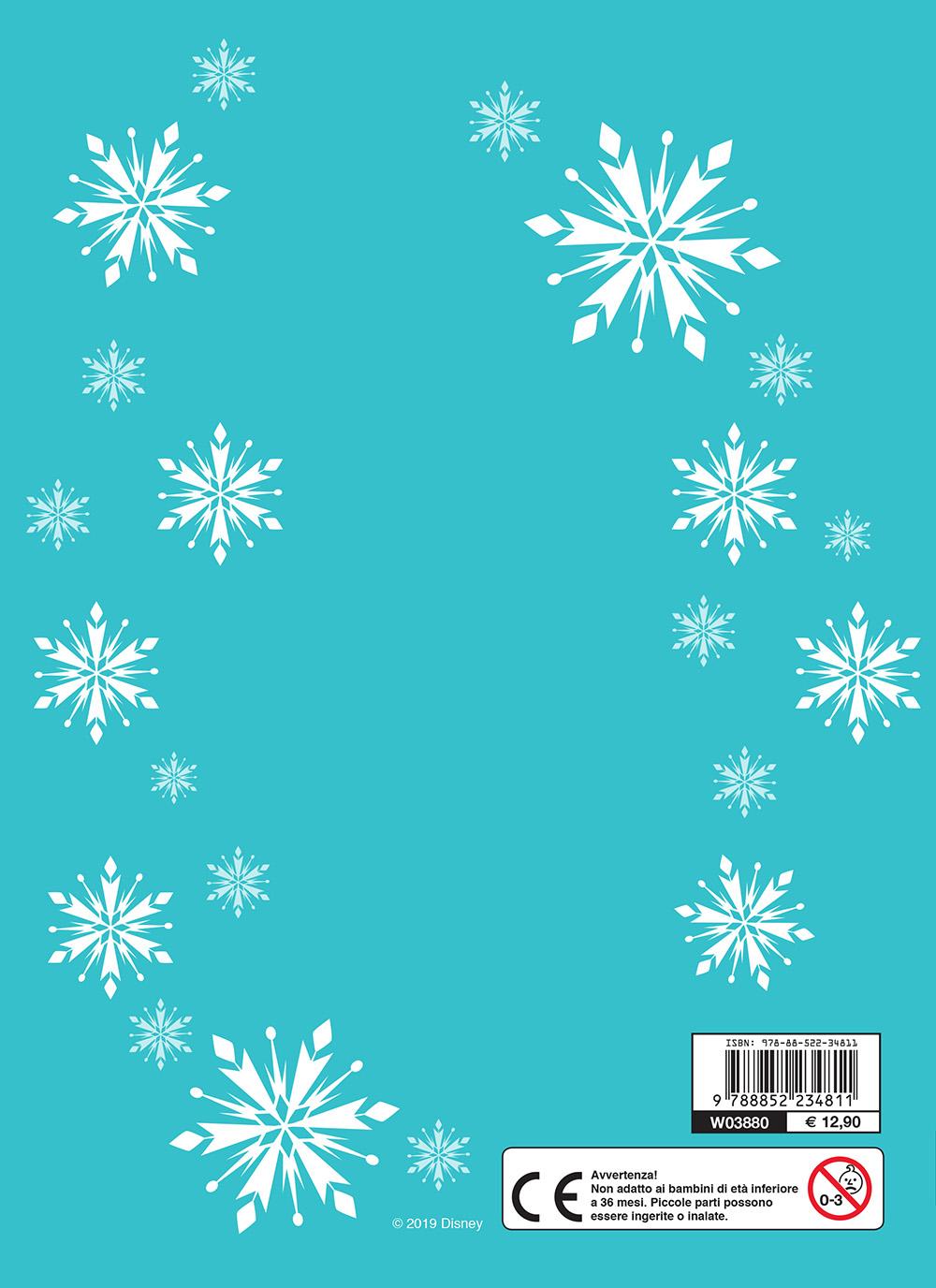 Frozen. Viaggio nella terra dei cristalli - Storie da Ciak