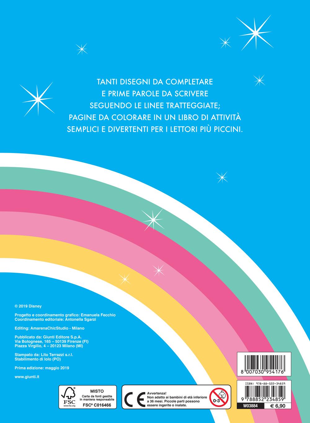 Maxi Supercolor - Special Color. Principesse