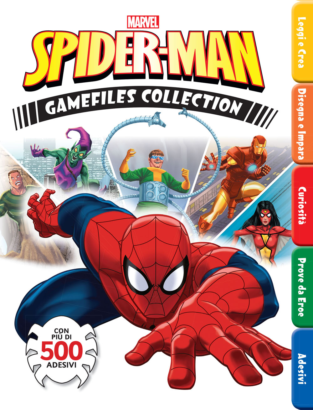 Spider-Man - Gamefiles Collection