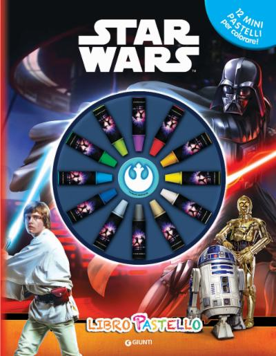 Libro Pastello - Star Wars
