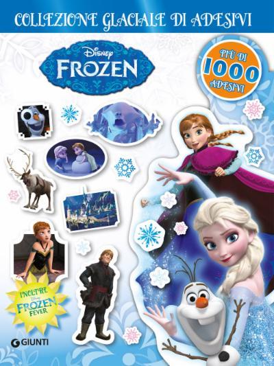 Collezione di Adesivi - Frozen
