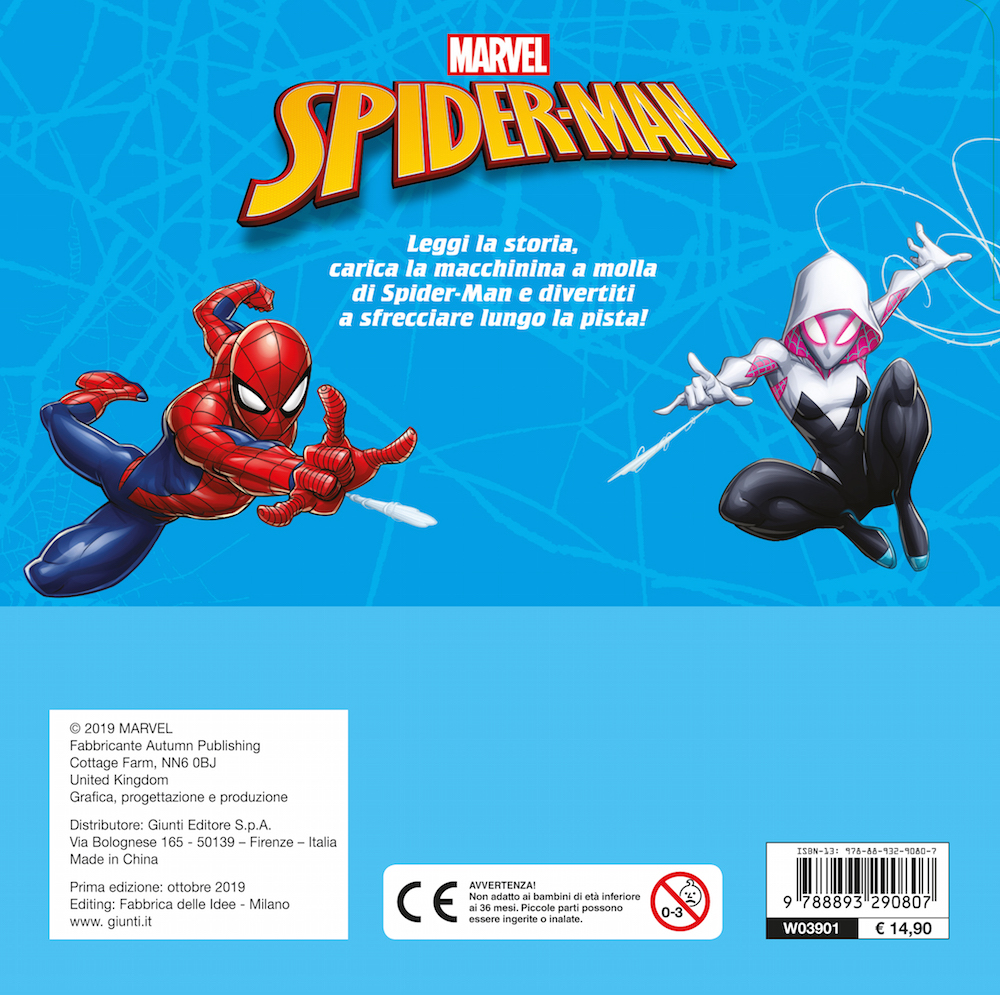 A tutta carica - Spiderman
