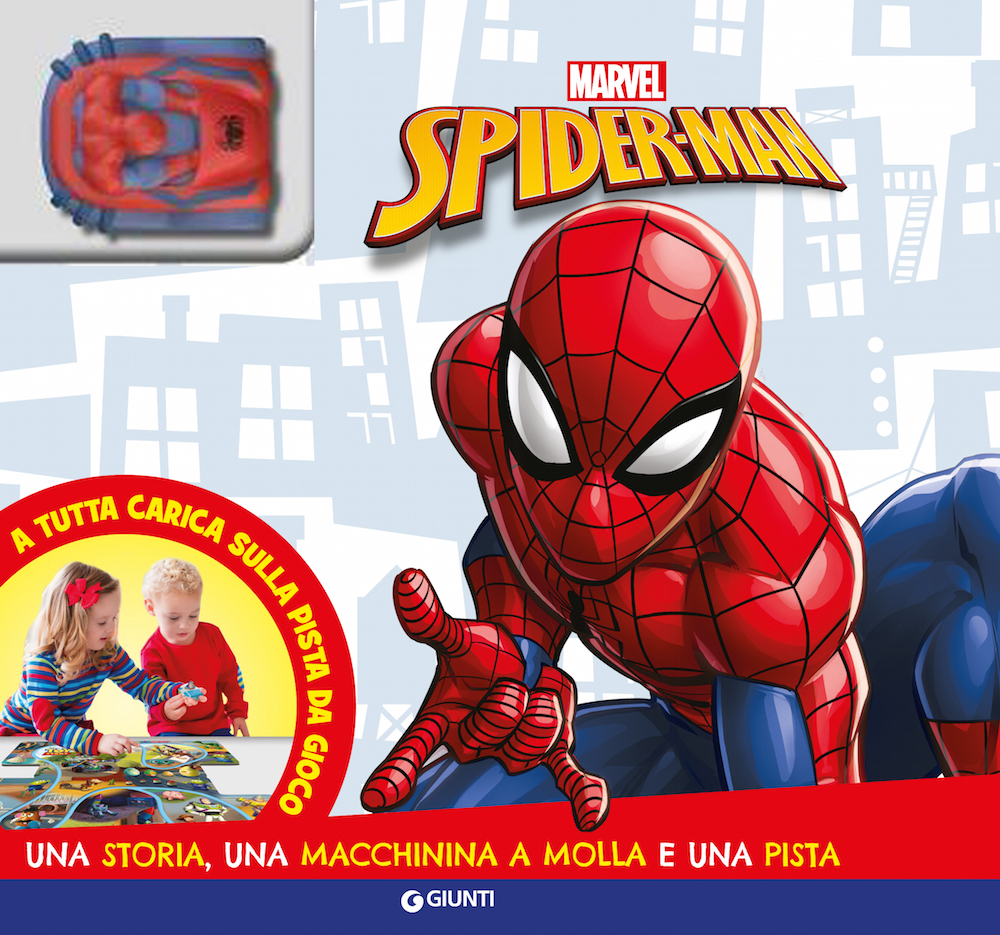 A tutta carica - Spiderman