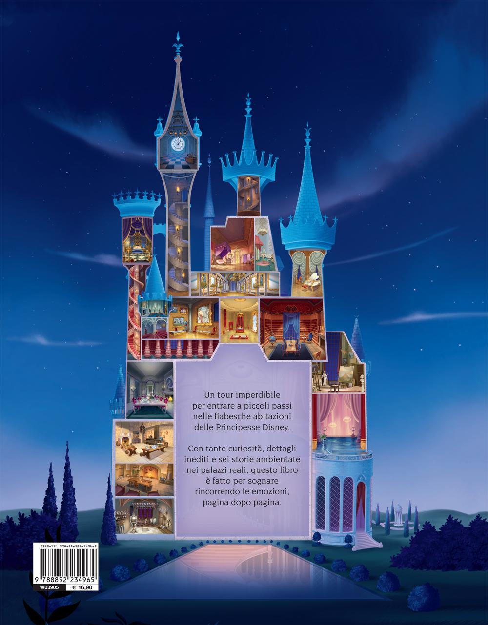 Storie Disney da Collezione - I castelli delle Principesse. Un passo nella magia