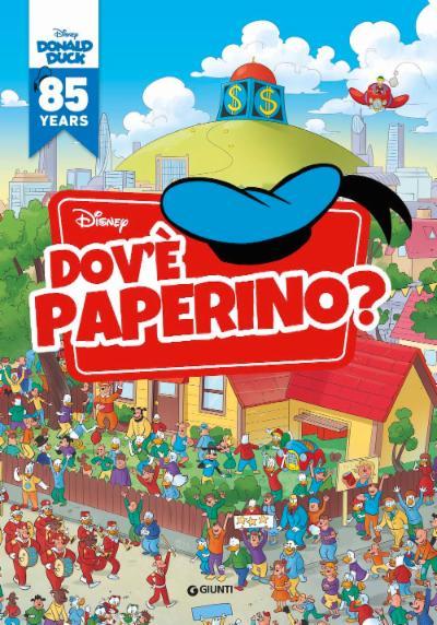 Cerca e trova Disney - Dov'è Paperino?