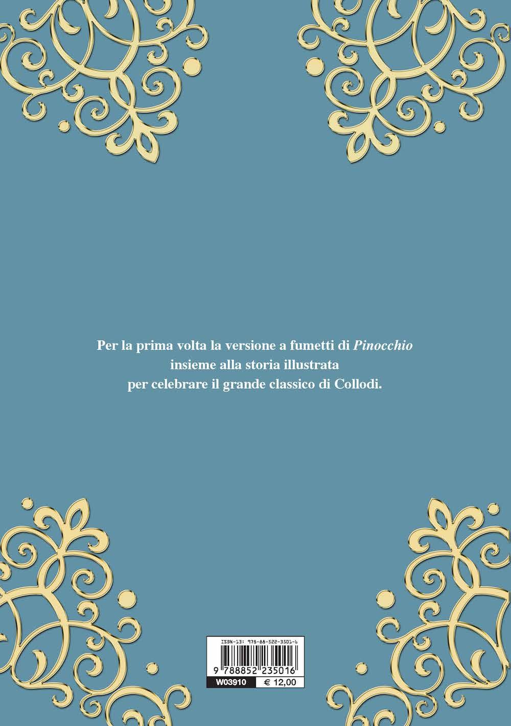 Capolavori della Letteratura - Pinocchio