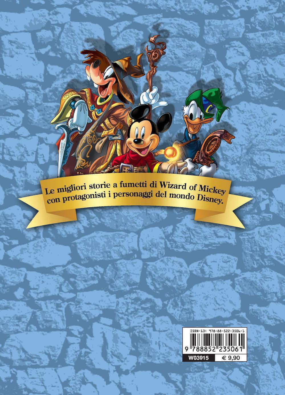 Le più belle storie special  - Wizards of Mickey