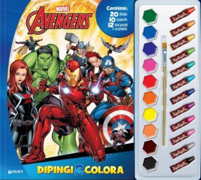 Avengers - Dipingi&Colora