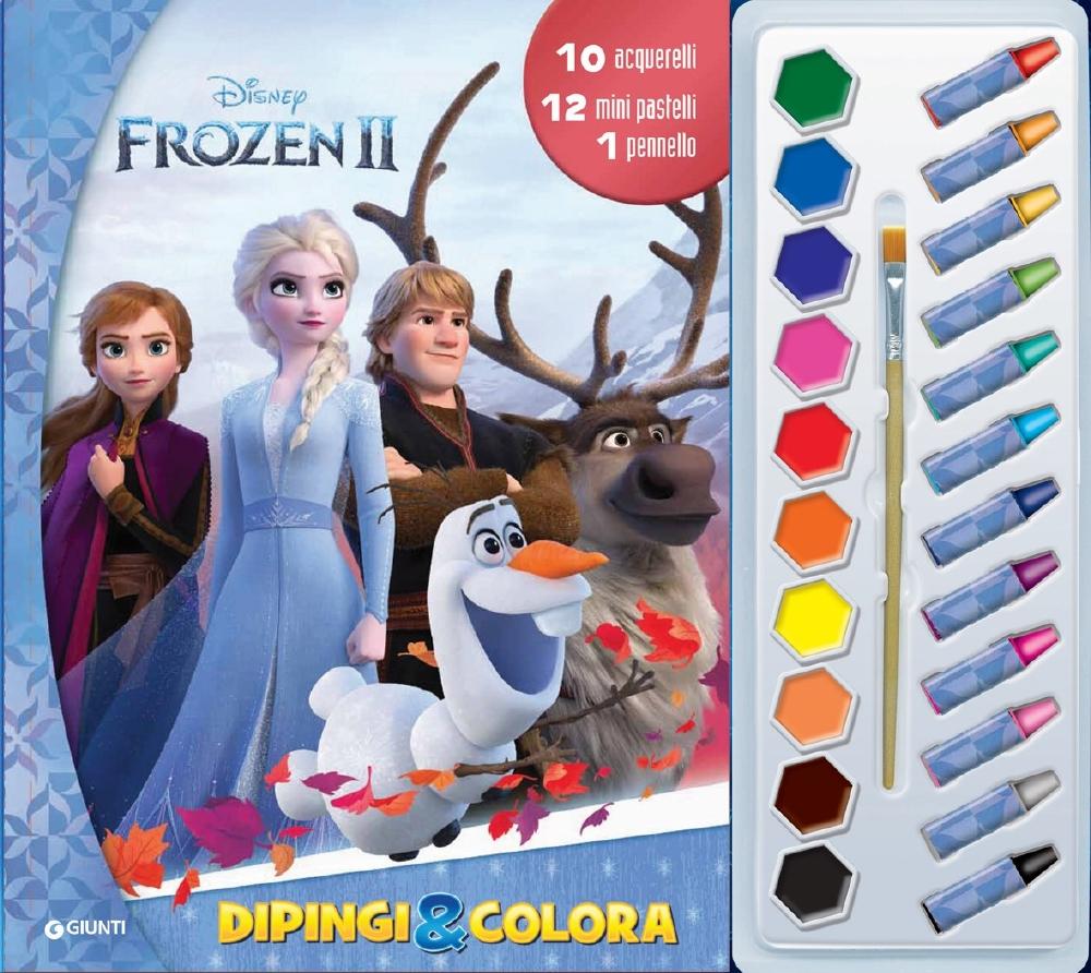 Frozen 2 - Dipingi&Colora
