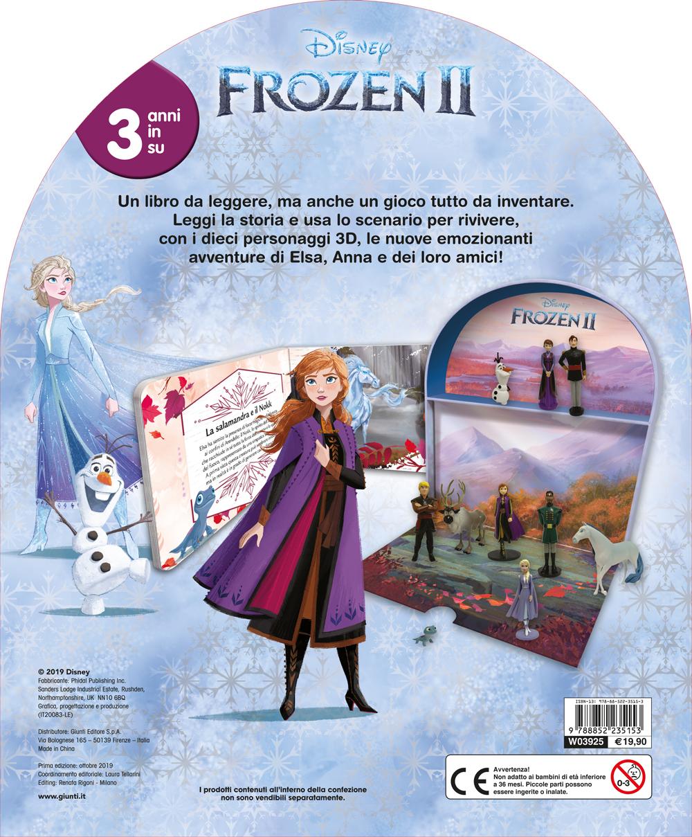 Frozen 2 - Maxi LibroGiocaKit