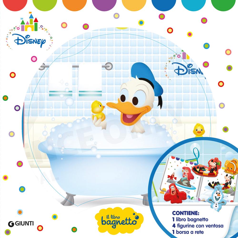 Il libro bagnetto - Disney Baby