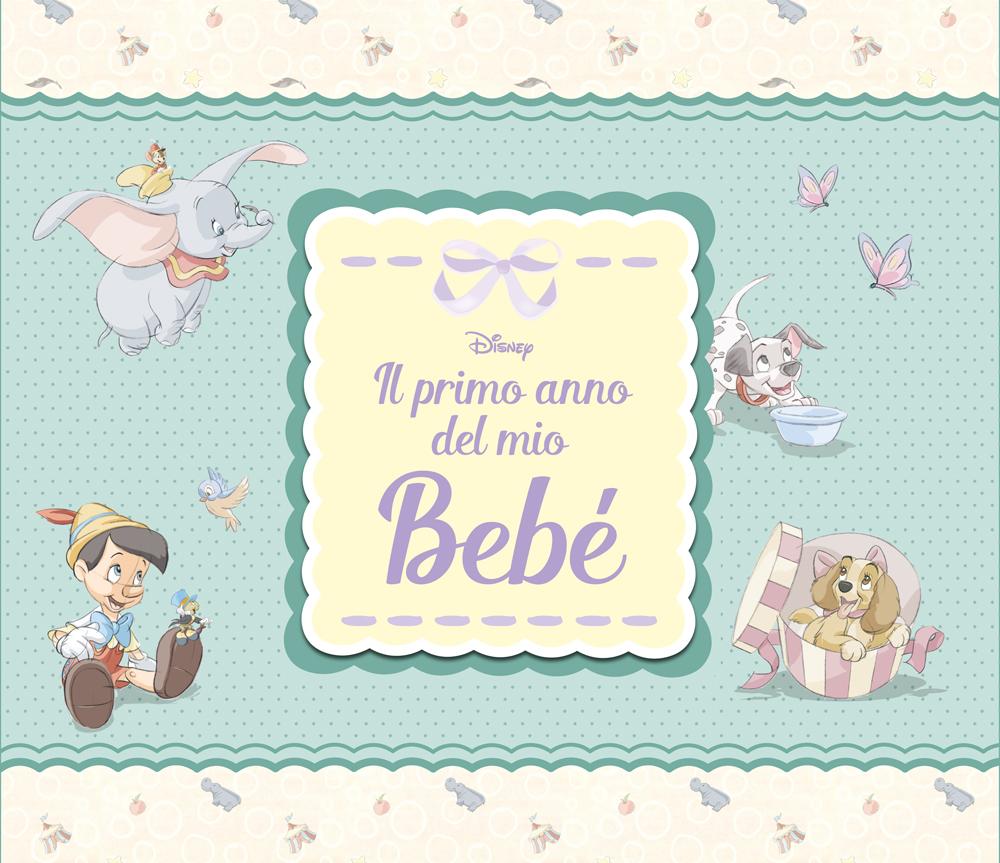 Libro Nascita - Il primo anno del mio Bebé