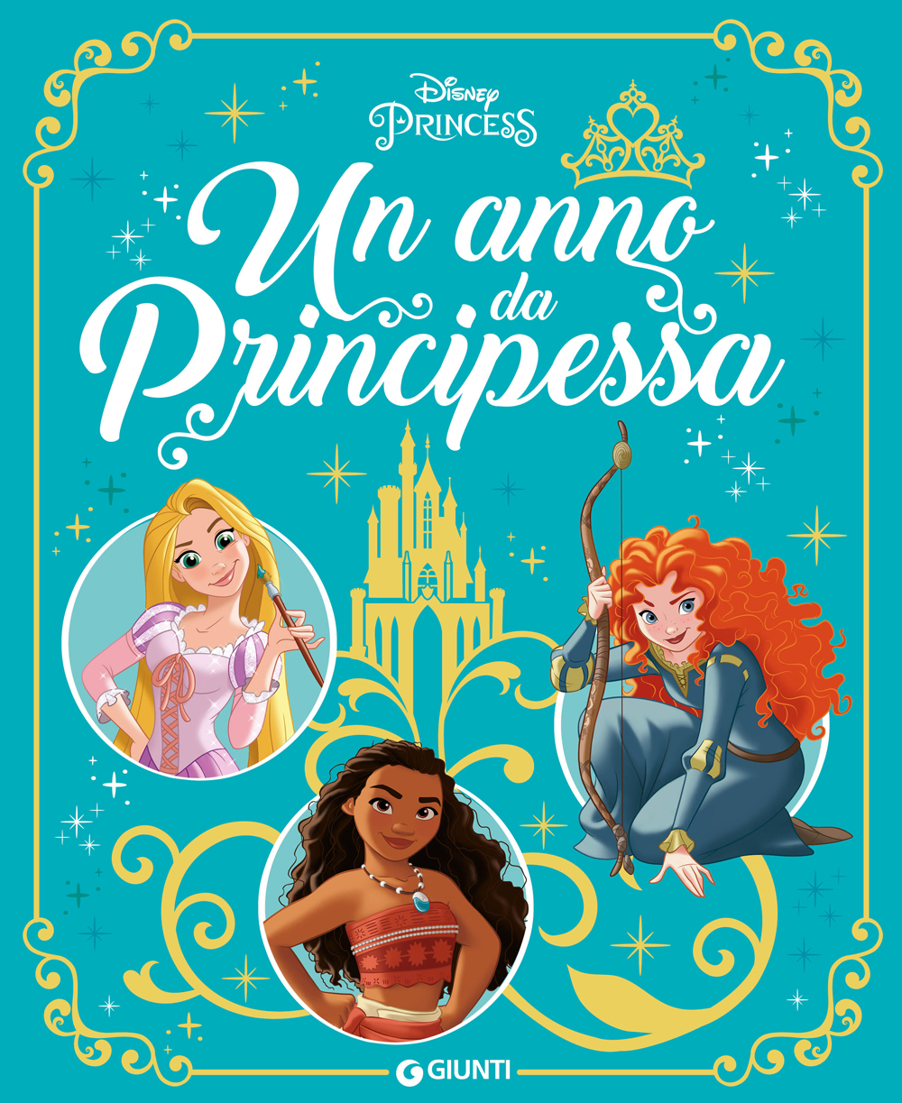 Fiabe Collection - Un anno da Principessa