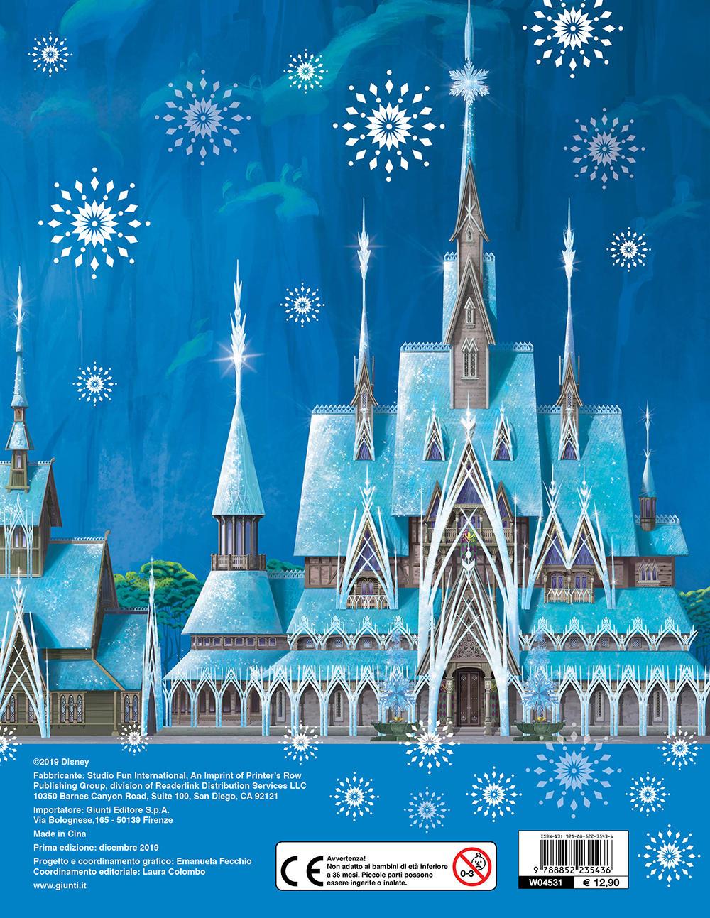 Frozen - I magneti Disney