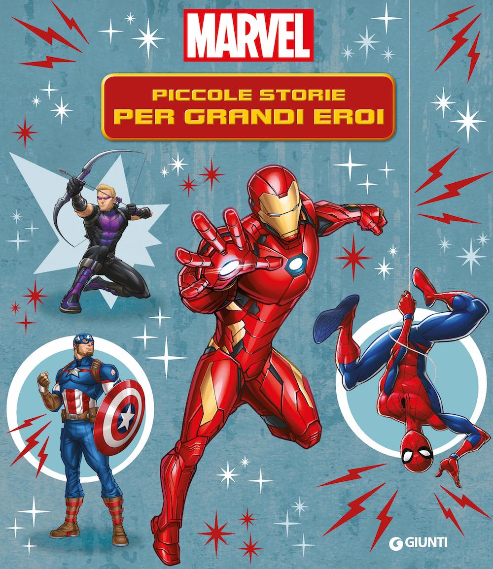 Contastorie - Piccole storie per grandi eroi. Marvel