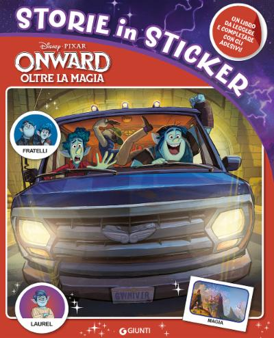 Onward. Storie in Sticker
