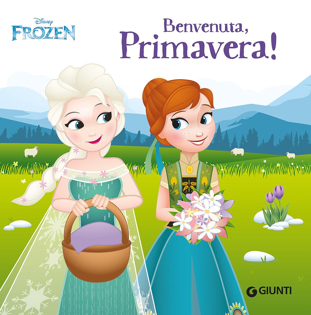 Tocca e Senti - Frozen. Benvenuta, Primavera!