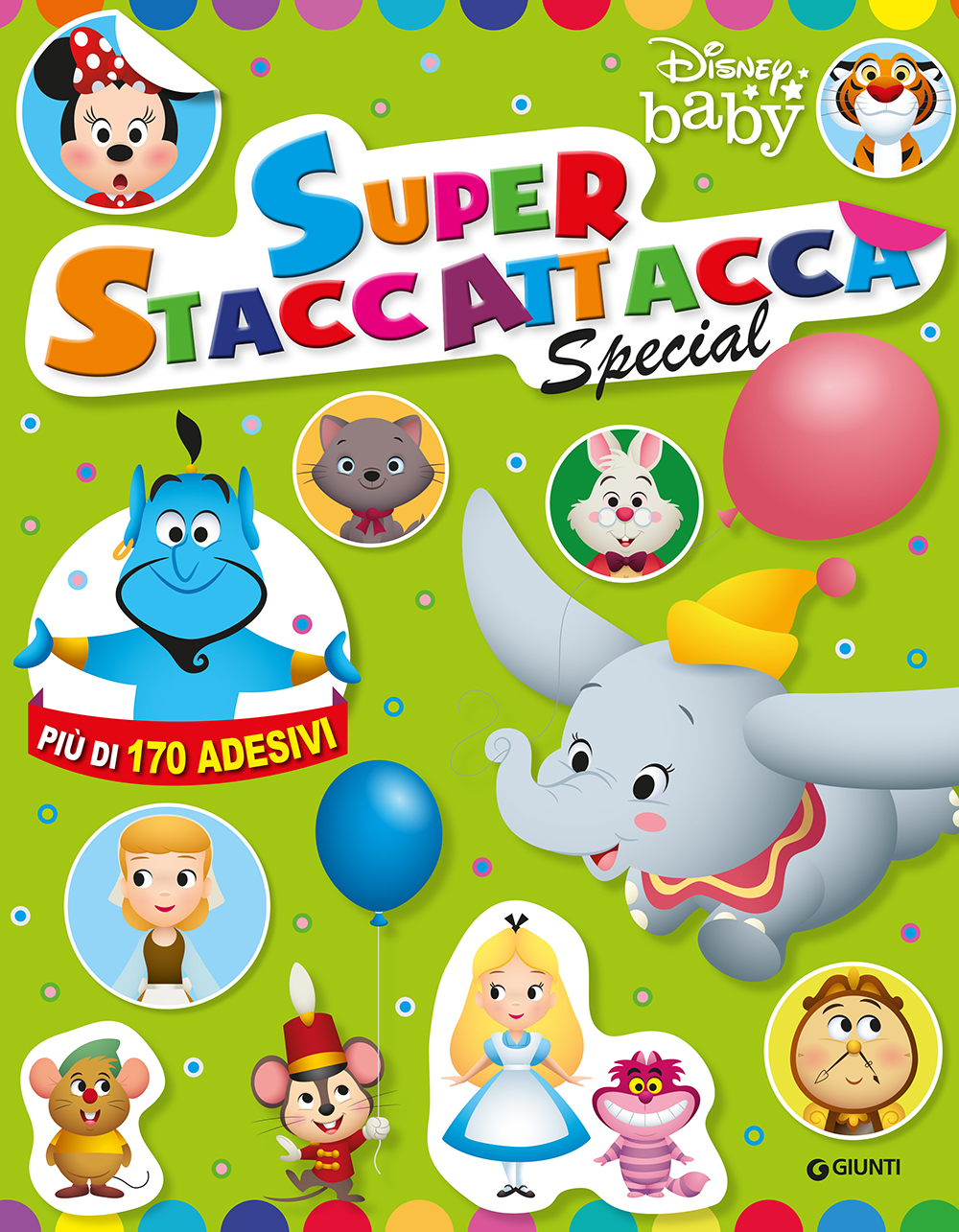 SUPERSTACCATTACCA SPECIAL DISNEY BABY