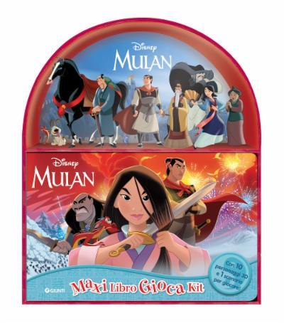 Mulan - Maxi LibroGiocaKit