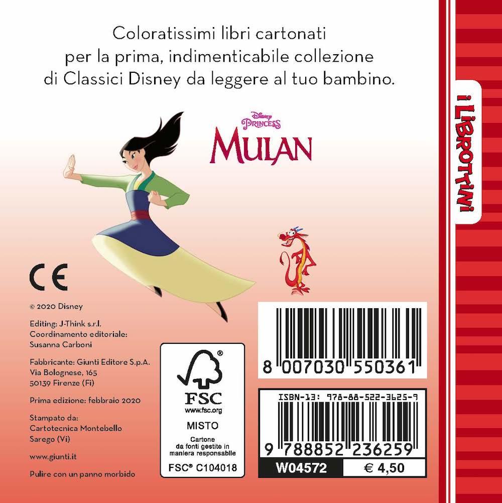 Mulan - I Librottini