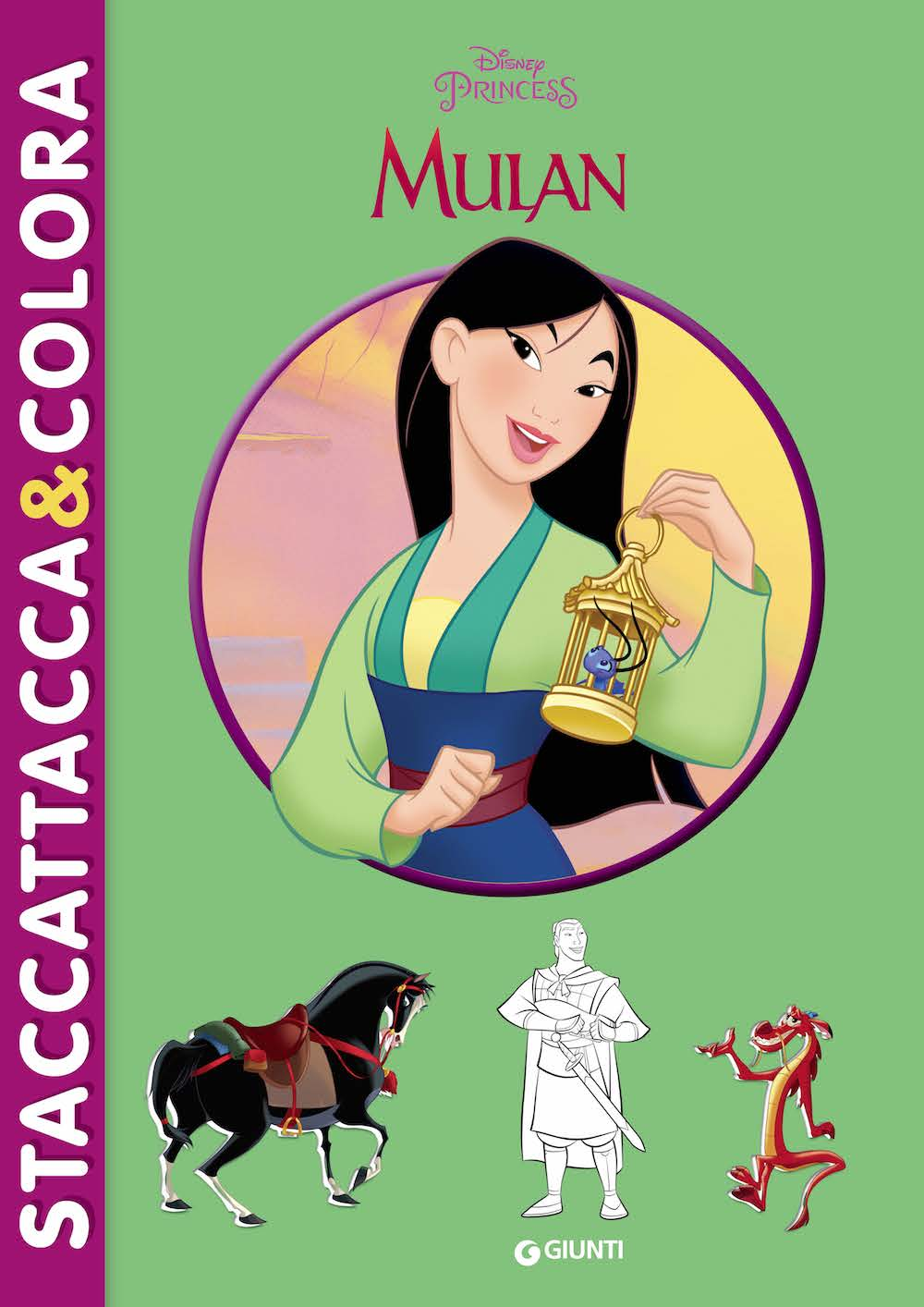 Mulan - Staccattacca&Colora