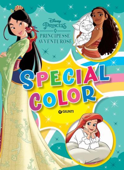 Maxi Supercolor - Special Color. Principesse avventurose