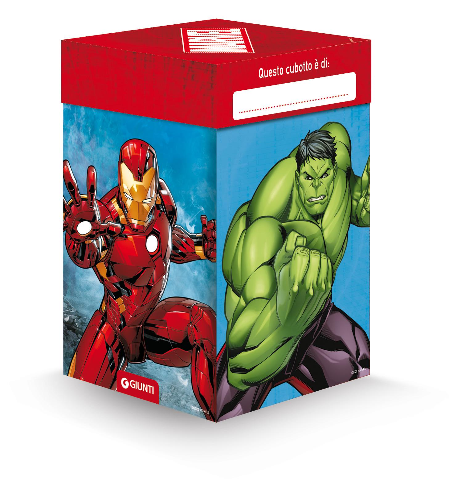 Avengers Cubotti