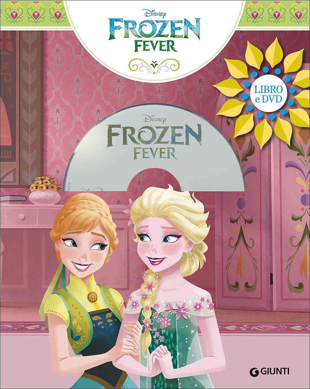 Frozen Fever libro+DVD Leggi e Canta