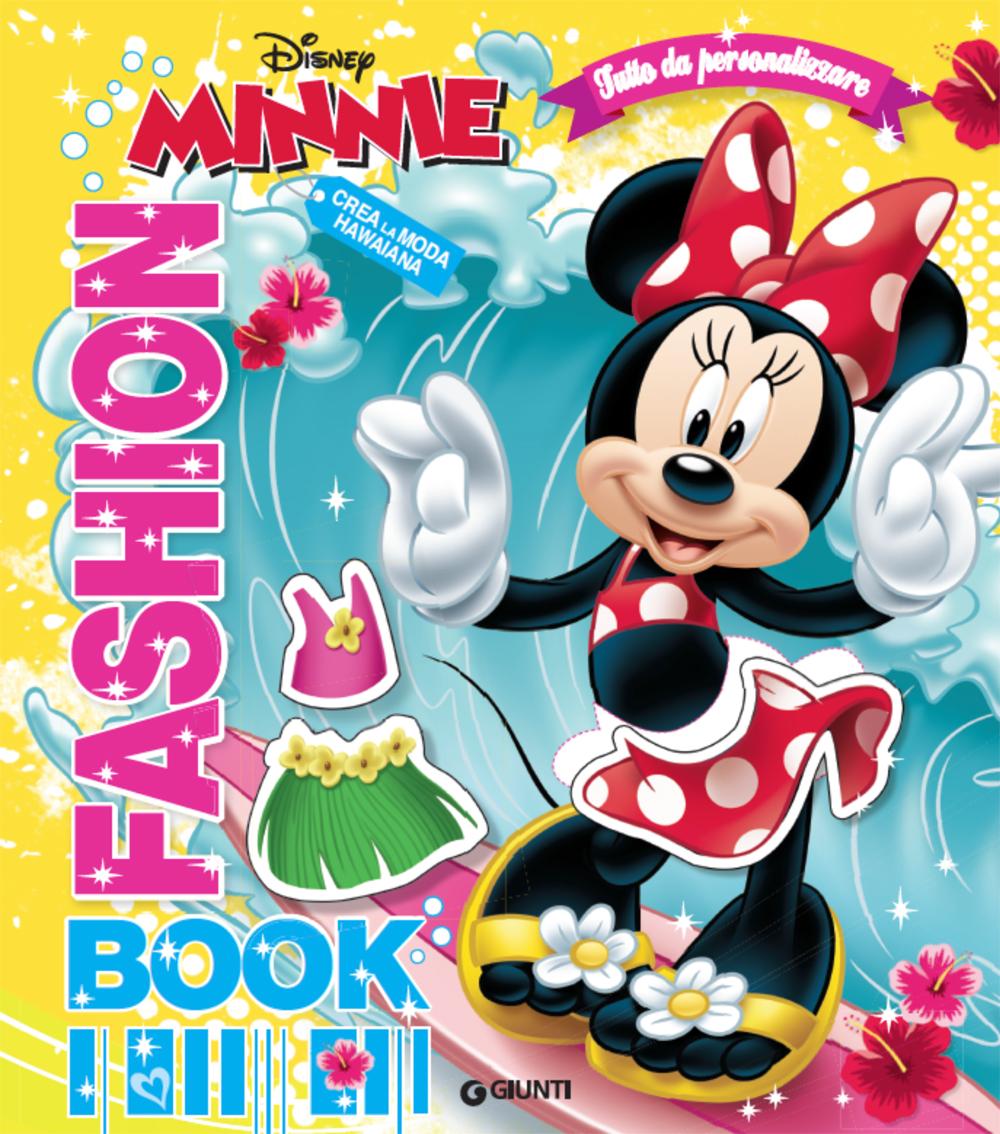 Minni. Fashion Book. Moda Hawaiana