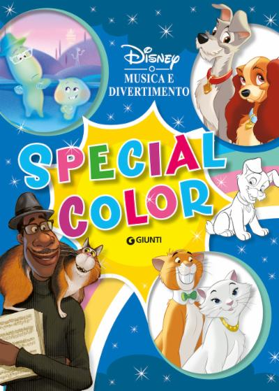Special Color Musica e divertimento (Soul&Co) Maxi Supercolor