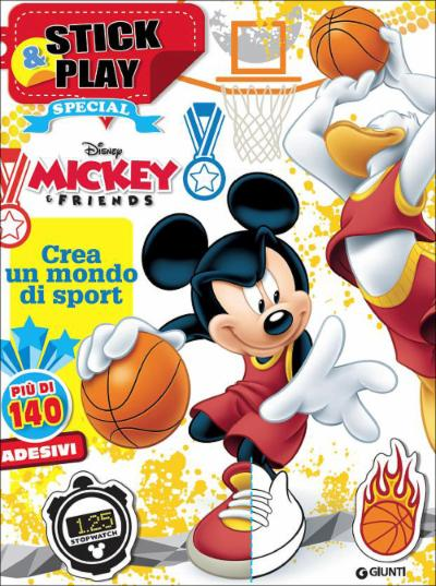 Mickey and Friends Stick&Play