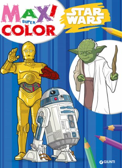 Star Wars Maxi Supercolor