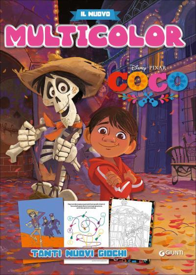 Coco Il nuovo multicolor
