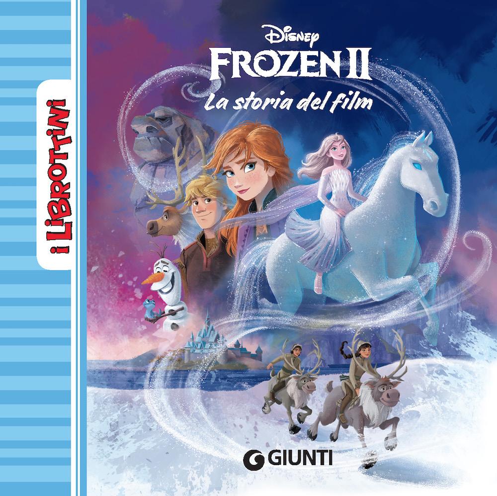 Frozen 2 Il segreto di arendelle I Librottini
