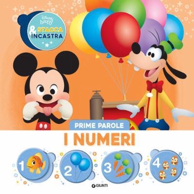 Disney Baby Stacca&Incastra I Numeri