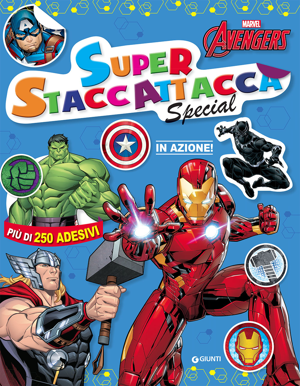 SUPER STACCATTACCA SPECIAL MARVEL AVENGERS