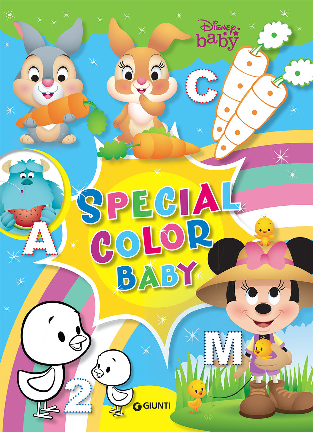 SPECIAL COLOR BABY DISNEY BABY