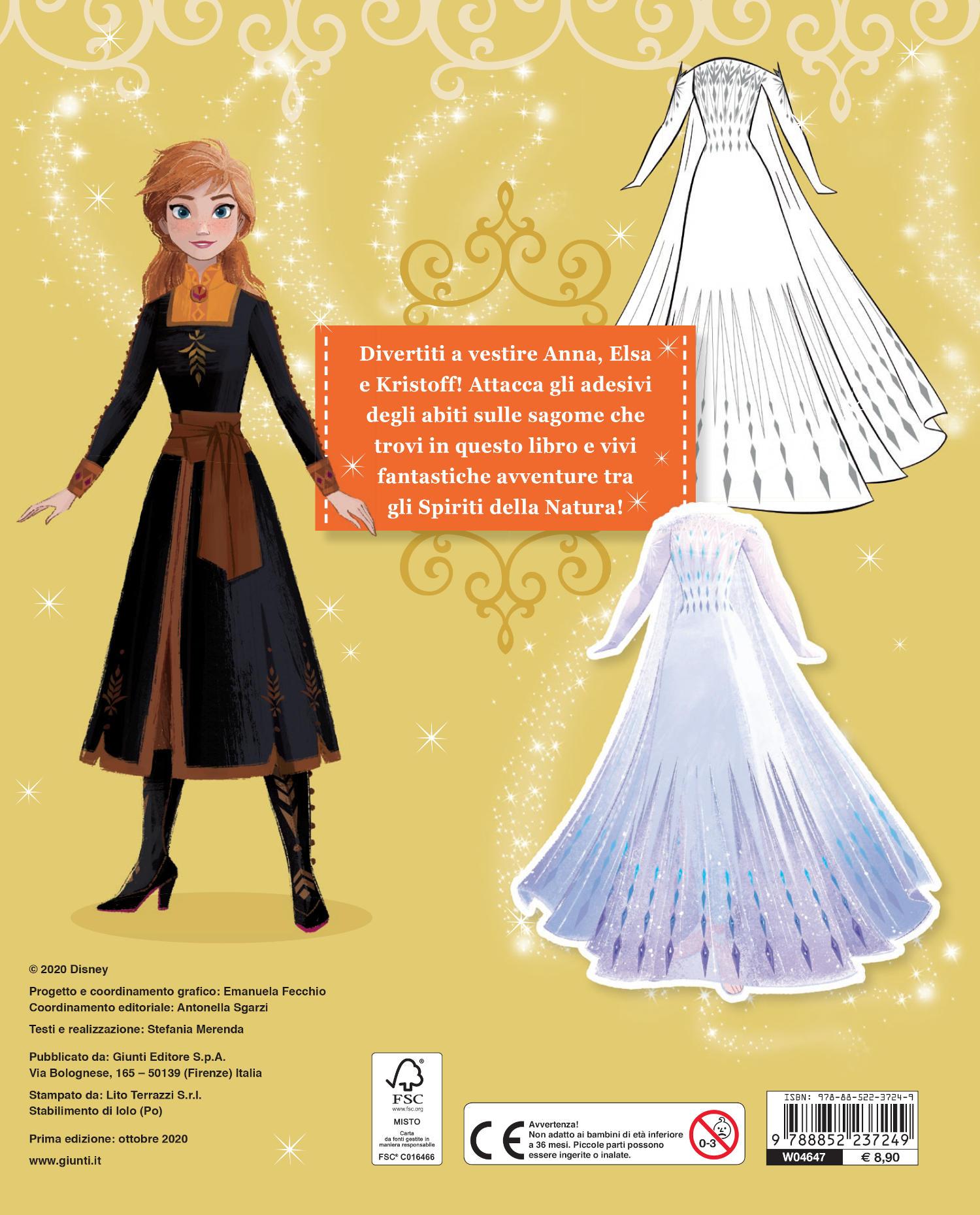 Giochi di stile Frozen 2 Gioca con la moda