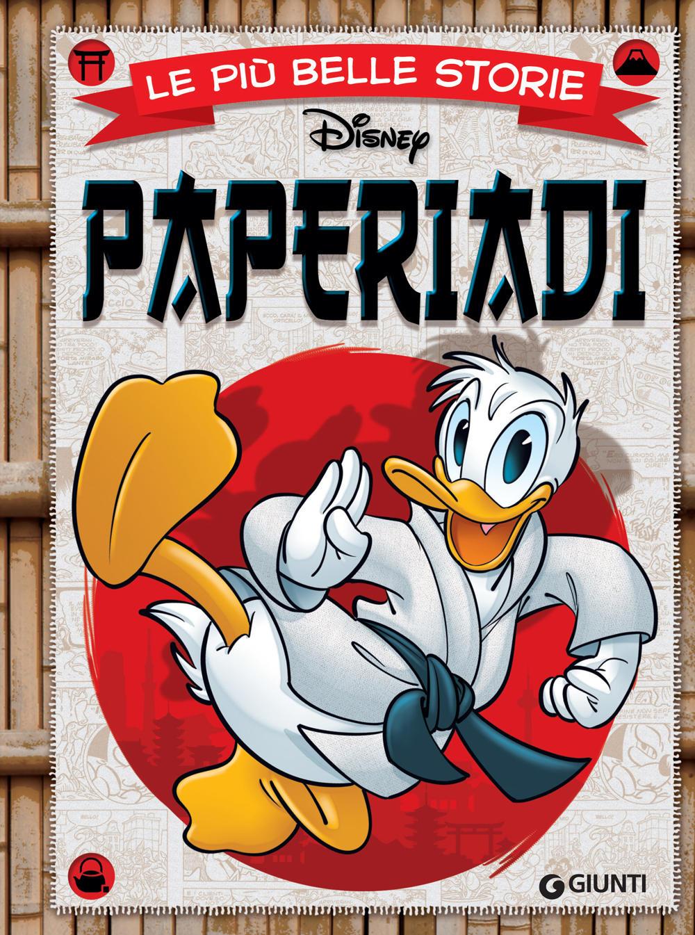 Paperiadi Le più belle storie Disney