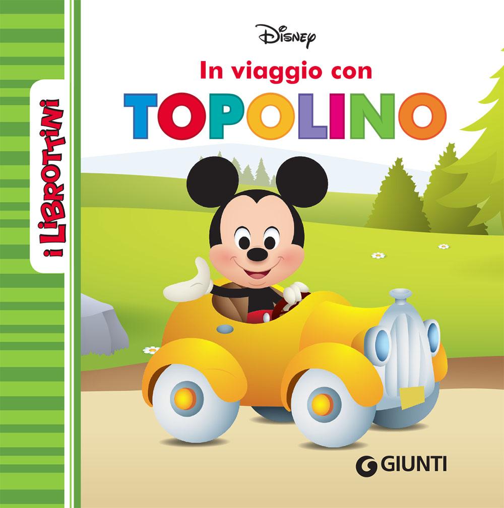 In viaggio con Topolino - I Librottini
